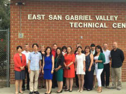 East San Gabriel Valley Regional Occupational Program & Technical Center