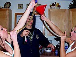 Posting Party Pics on Social Media