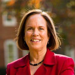 Jane Fernandes President Guilford College