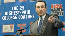 Highest Paid Coaches in College Sports
