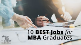 The 10 Best Jobs for MBA Graduates
