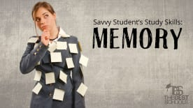 Savvy Student's Study Skills: Memory