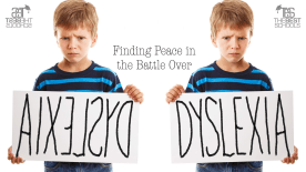 Finding Peace in the Battle Over Dyslexia