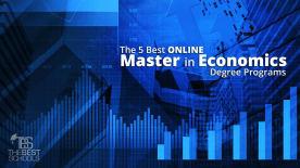 The Best Online Master's in Economics Degree Programs