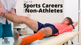 Top 10 Sports Careers for Non-Athletes