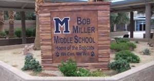 Bob Miller Middle School