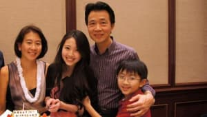 Michelle and Anthony Yip