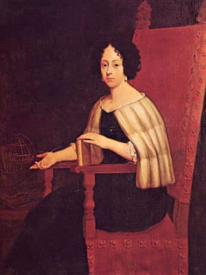 Portrait of Elena Lucrezia Cornaro Piscopia (1646-1684)