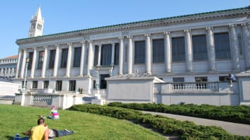 Image of University of California, Berkeley, California