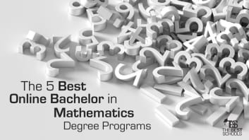The 5 Best Online Bachelor in Mathematics Degree Programs