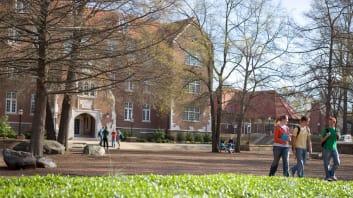 Hendrix College Conway Arkansas