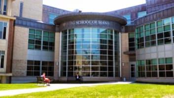 University of Massachusetts Amherst, Isenberg School of Management, Amherst, Massachusetts