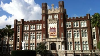 Loyola University New Orleans, New Orleans, Louisiana