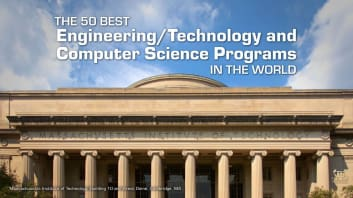 The 50 Best Engineering/Technology and Computer Science Programs in the World