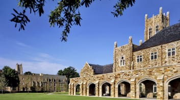 Rhodes College, Memphis, Tennessee
