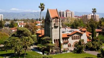 San Jose State University, San Jose, California