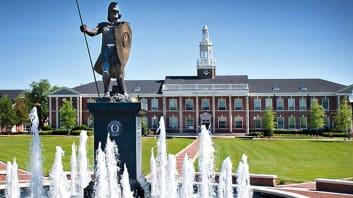 Troy University, Troy, Alabama