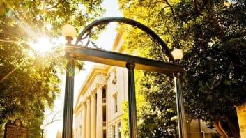 University of Georgia, Athens, Georgia