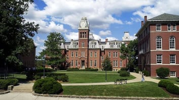 West Virginia University, Morgantown, West Virginia