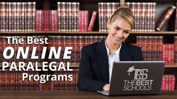 The Best Online Paralegal Programs