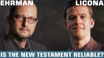 Bart Ehrman & Michael Licona: Focused Civil Dialogue on The Historical Reliability of the N.T.
