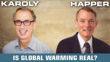 David Karoly & William Happer: Focused Civil Dialogue on Global Warming