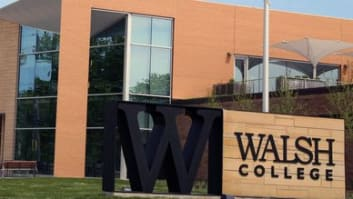 Walsh College of Accountancy and Business Administration, Troy, Michigan