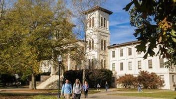 Wofford College Spartanburg South Carolina