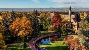 University of Denver, University College, Denver, Colorado