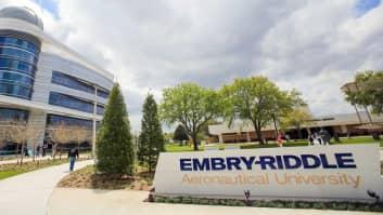 Embry-Riddle Aeronautical University Worldwide, Daytona Beach, Florida