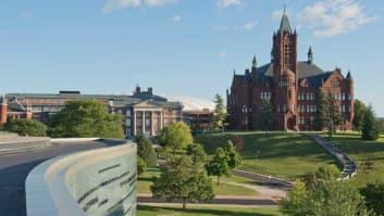 Syracuse University, Syracuse, NY