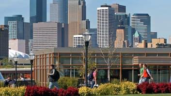 University of Minnesota–Twin Cities, Minneapolis and Saint Paul, Minnesota