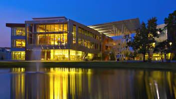University of North Florida, Osprey Fountains