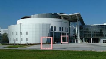 Technical University of Munich / Technische Universität München campus.