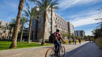 Arizona State University, Tempe, Arizona.