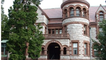 Brown University, Providence, Rhode Island.