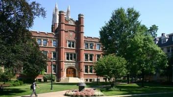 Case Western Reserve University, Cleveland, Ohio.