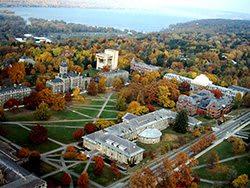 Cornell University, Ithaca, New York.