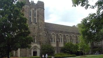 Duke University, Duke University Chapel.