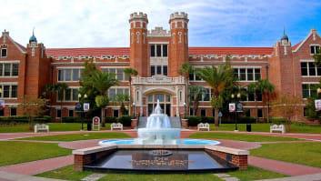 Florida State University, Tallahassee, Florida.