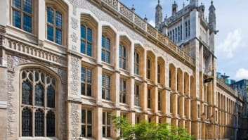King's College London.