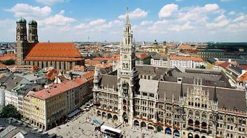 University of Munich, Germany.