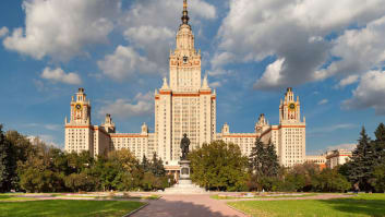Moscow State University, Russia.