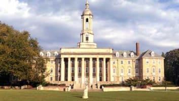Pennsylvania State University, Penn State, University Park, Pennsylvania.