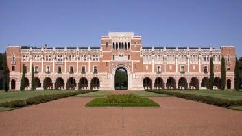 Rice University, Houston, Texas.