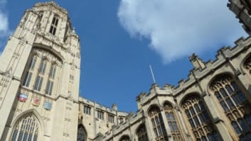 University of Bristol.