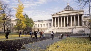 University College London, United Kingdom.