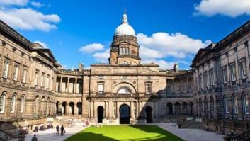 University of Edinburgh.