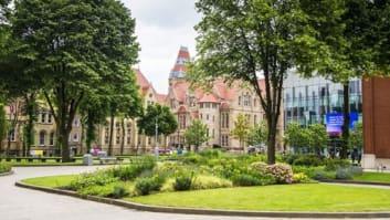University of Manchester, United Kingdom.