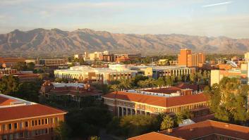 University of Arizona, Tucson, Arizona.